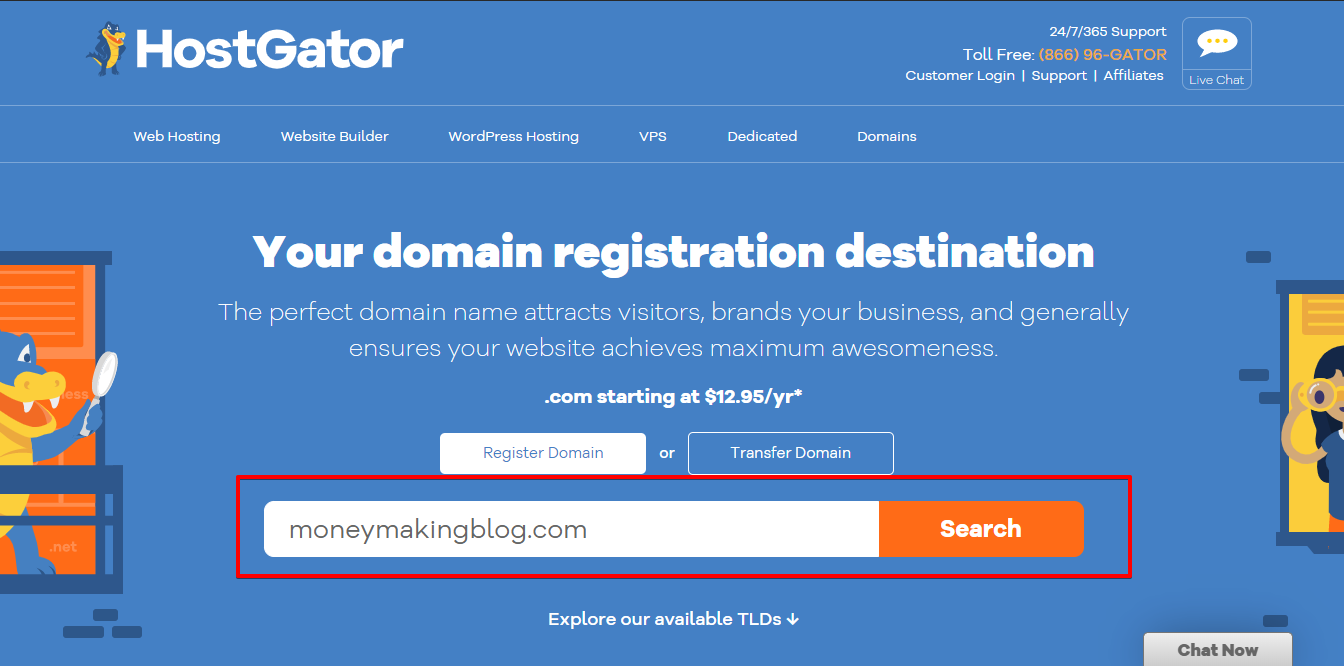 How to Start a WordPress Website with HostGator 2019