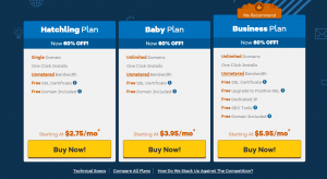 Shared Web Hosting Plans - Easy & Affordable
