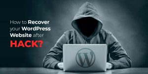 Recover Hacked WordPress website