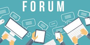Forums and Disclaimer Marketing