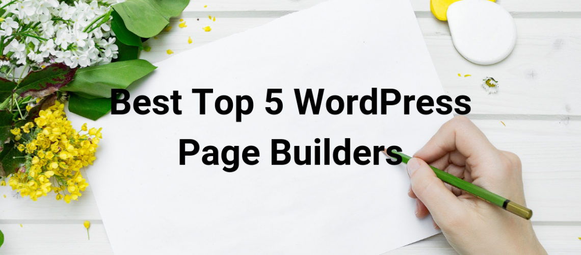 Best Top 5 Page Builders